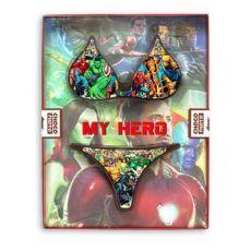 "Czekoladowe ""My Hero"" na Dzień Chłopaka 50"