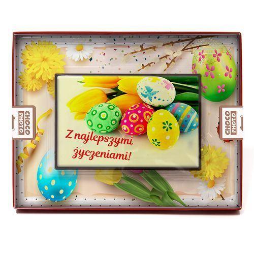 Czekoladowe życzenie na Wielkanoc 100