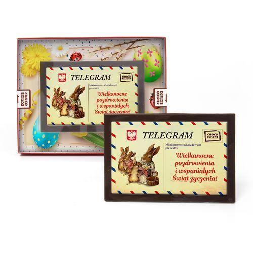 Czekoladowy telegram na Wielkanoc 95