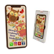 Wielkanocny   Smartfonz czekolady