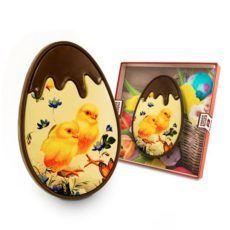 Wielkanocne jajo z czekolady 98
