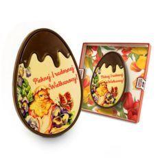 Deserowe jajo z kurczaczkiem na Wielkanoc 98
