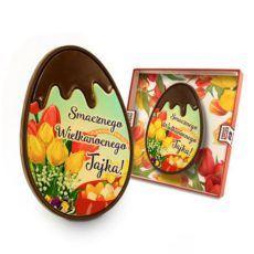 Kolorowe Jajko z czekolady na Wielkanoc 98