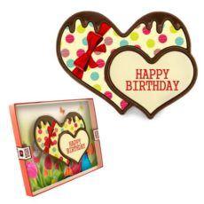 """Urodzinowe serduszko """"HAPPY BIRTHDAY"""""""