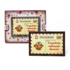 Słodki telegram z okazji Dnia Mamy