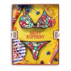 Kolorowo-czekoladowe Bikini na urodziny