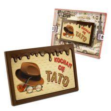 Słodka tabliczka z czekolady na Dzień Taty 100