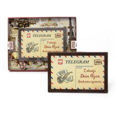 Czekoladowy telegram z okazji Dnia Taty 95