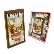 Pysznie czekoladowy upominek z okazji Bożego Narodzenia