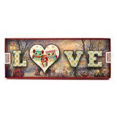 czekoladowe LOVE do Świąt Bożego Narodzenia