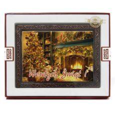 Pysznie słodka Kartka na Boże Narodzenie
