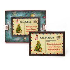 Telegram na Boże Narodzenie i Nowy Rok