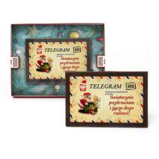 Telegram z życzeniami z okazji Świąt Bożego Narodzenia 95