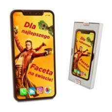 Smartfon dla najlepszego faceta na świecie z okazji Dnia chłopaka 100