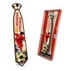 Krawat z czekolady idealny prezent na Dzień Chłopaka