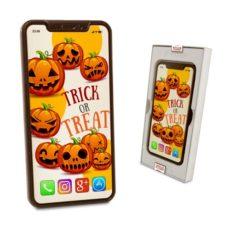 Czekoladowy Iphone X na Halloween