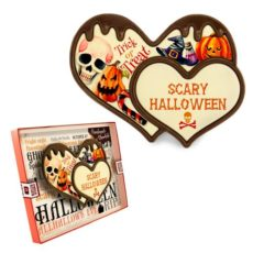 Serduszko z czekolady na Halloween 100