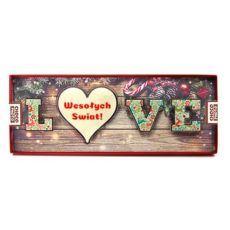 LOVE dla najbliższych z okazji świąt Bożego Narodzenia