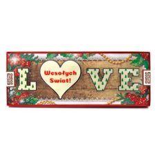 Świąteczne Prezenty z czekolady na Boże Narodzenie