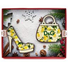 Czekoladowy zestaw Dolce & Gabbana na Boże Narodzenie