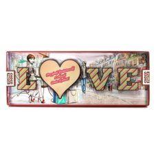 """""""LOVE"""" z czekolady na Dzień Kobiet"""