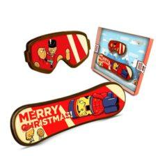 Czekoladowy snowboard na Boże Narodzenie 50