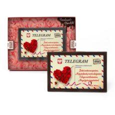 Czekoladowy Telegram na Walentynki 95