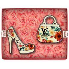 Czekoladowy zestaw Louis Vuitton na Walentynki 50