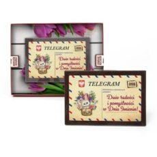 Słodki Telegram z życzenia na Imieniny 95