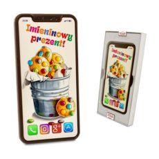 Czekoladowy  Smartfon na Imieniny