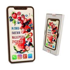 Czekoladowy Iphone XS Max na Imieniny