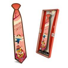 Słodki krawat z życzeniami na Dzień Dziecka 85