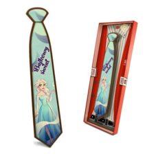 Kolorowy krawat z życzeniami na Dzień Dziecka 85