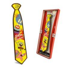 Radosny krawat na Dzień Dziecka z czekolady 85