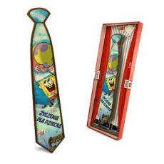 Czekoladowy krawat dla dziecka 85