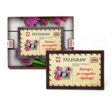 Słodki Telegram z życzenia na Podziekowania 95