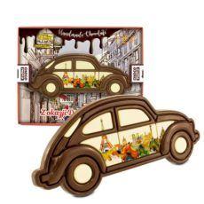 Samochód z czekolady na Dzień chłopaka
