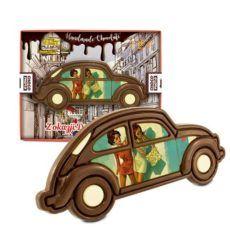 Samochód z czekolady z okazji Dnia chłopaka