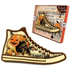 Pyszny but z okazji Halloween