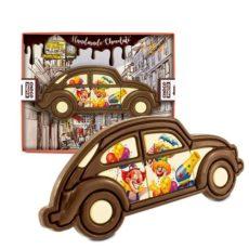 Samochód z czekolady z okazji Urodzin